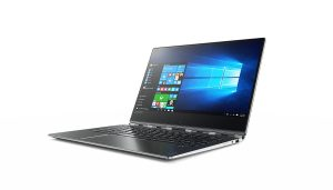 Convertible Ultrabook - Convertible Notebook - Ultrabook Convertible - Lenovo YOGA 910 - Notebook Mode - Seite