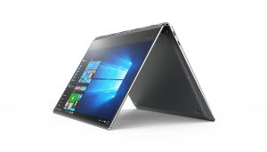 Convertible Ultrabook - Convertible Notebook - Ultrabook Convertible - Lenovo YOGA 910 - Zelt Mode